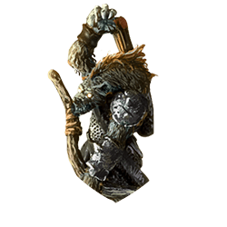 Gnoll archer shield