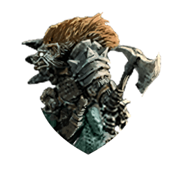 Gnoll marauder shield