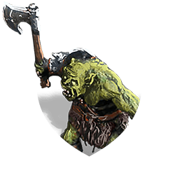 Orc champion shield