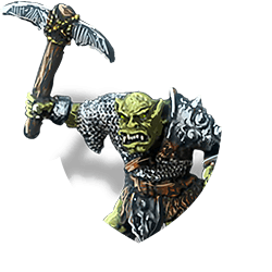 Orc sergeant shield